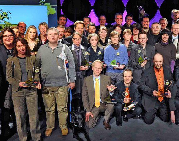 Preisträger der BIENE 2010