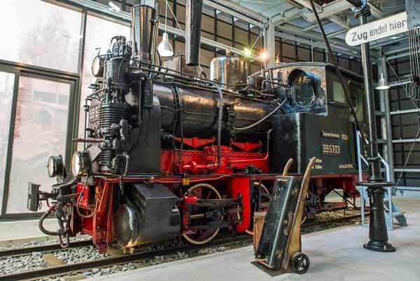 Spreewald-Museum Luebbenau_Spreewaldbahn Foto Museum OSL