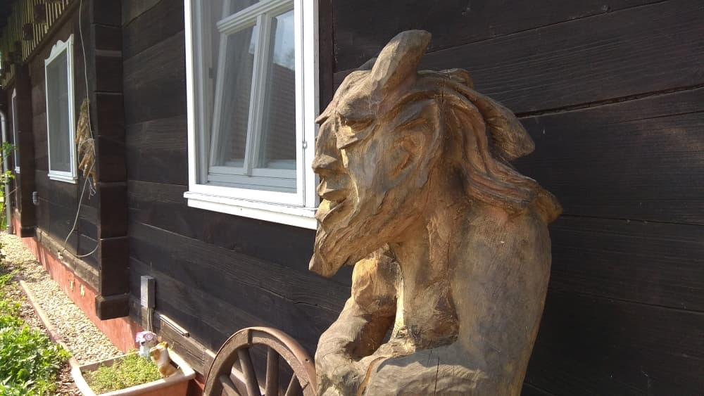 Spreewald - Heimatstube in Leipe