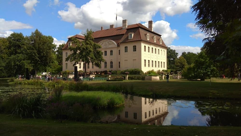 Branitzer Park und Schloss Branitz Cottbus