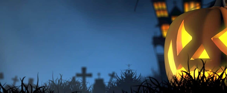 Nacht der Kürbisgeister am Bismarckturm