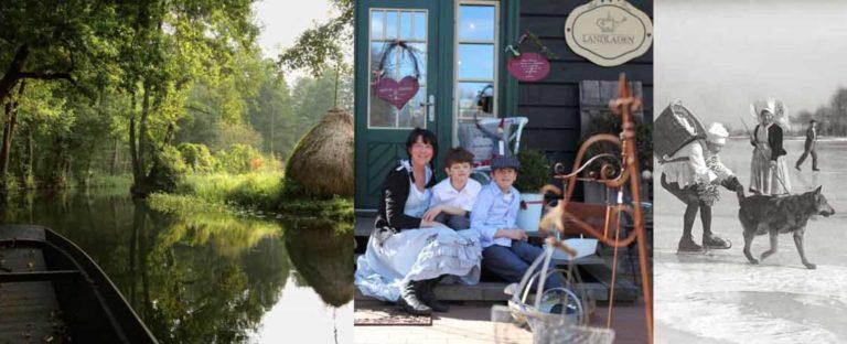 Ausflugsziele und Veranstaltungen im Spreewald